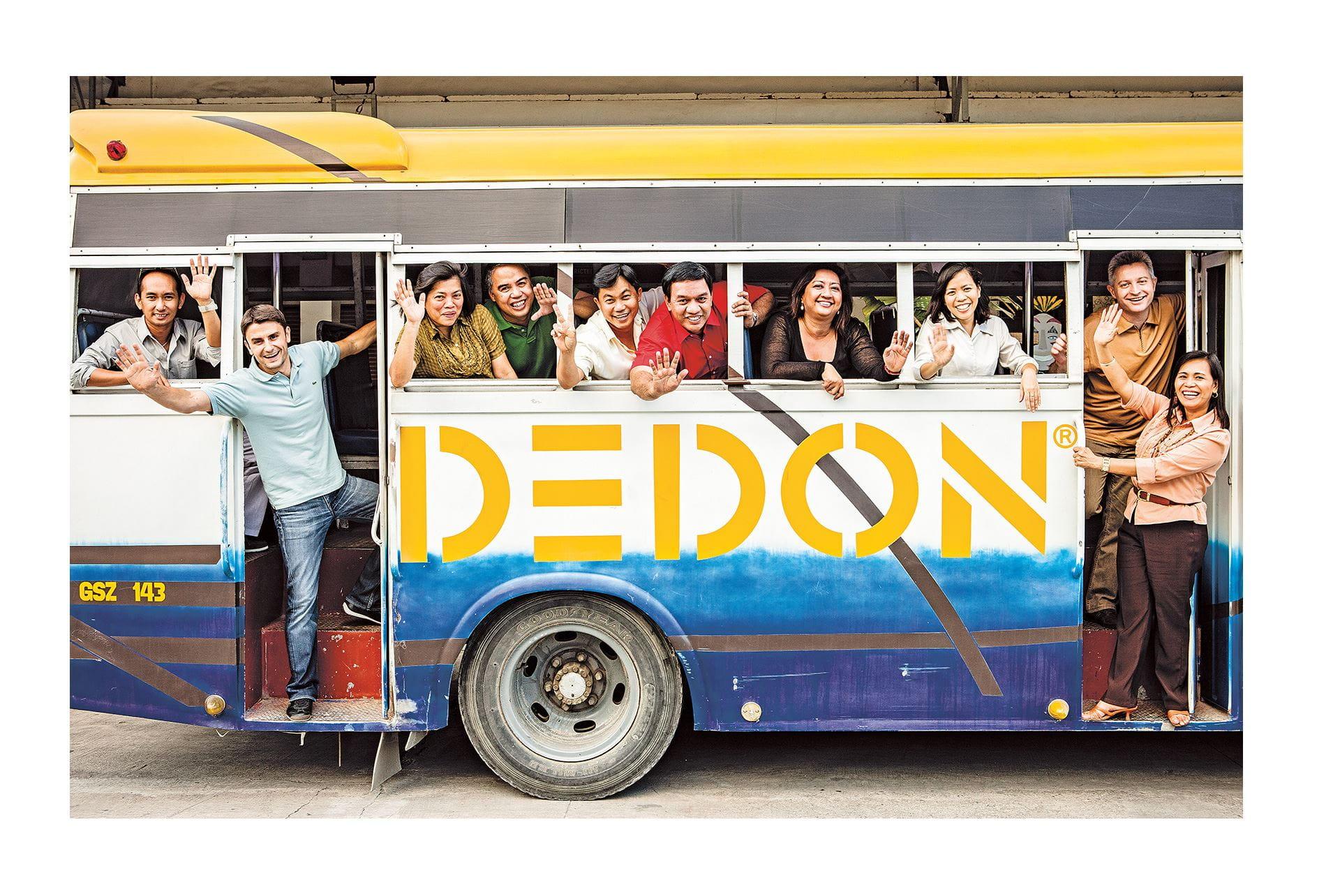 Dedon Lüneburg dedon about us work with us