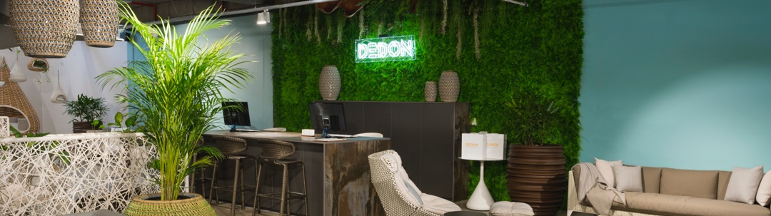 DEDON Showroom Sidney