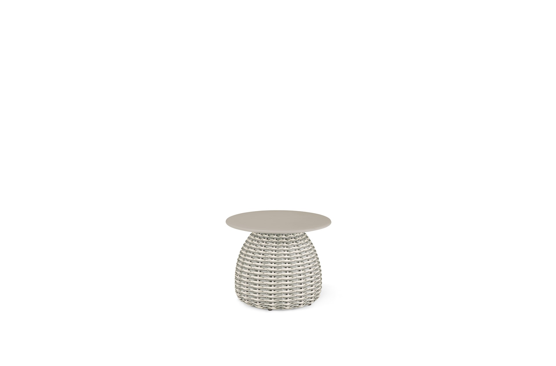 DEDON Porcini Side table 51 carrara