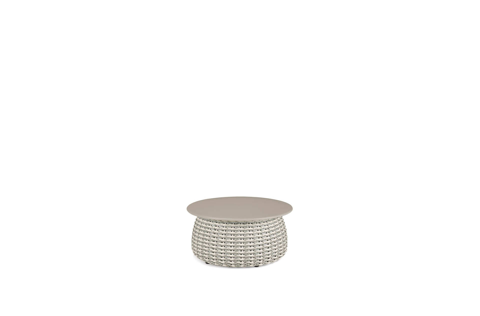 DEDON Porcini Side table 61 carrara