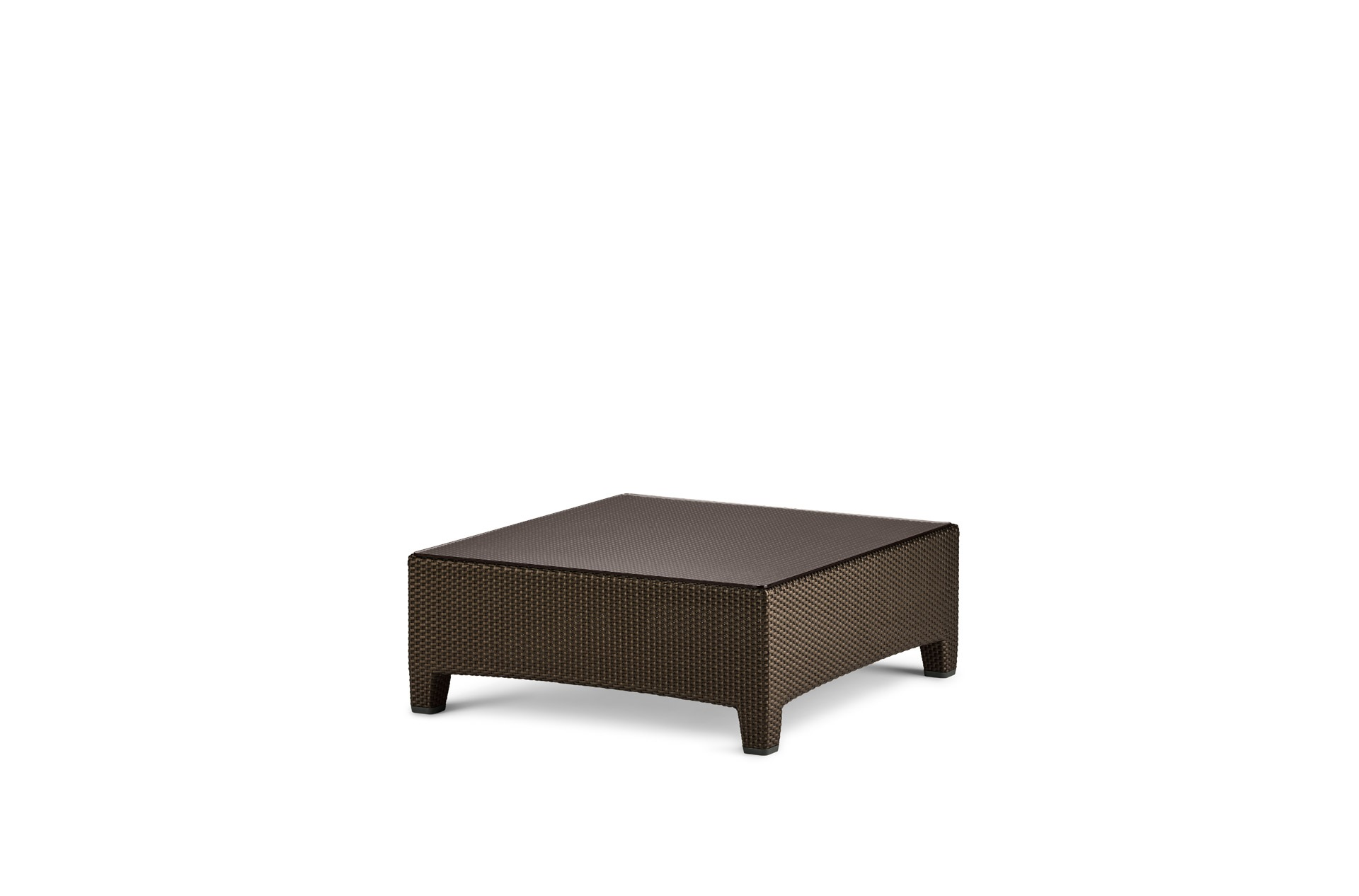 DEDON-Barcelona-Extensions-Coffee-table-bronze