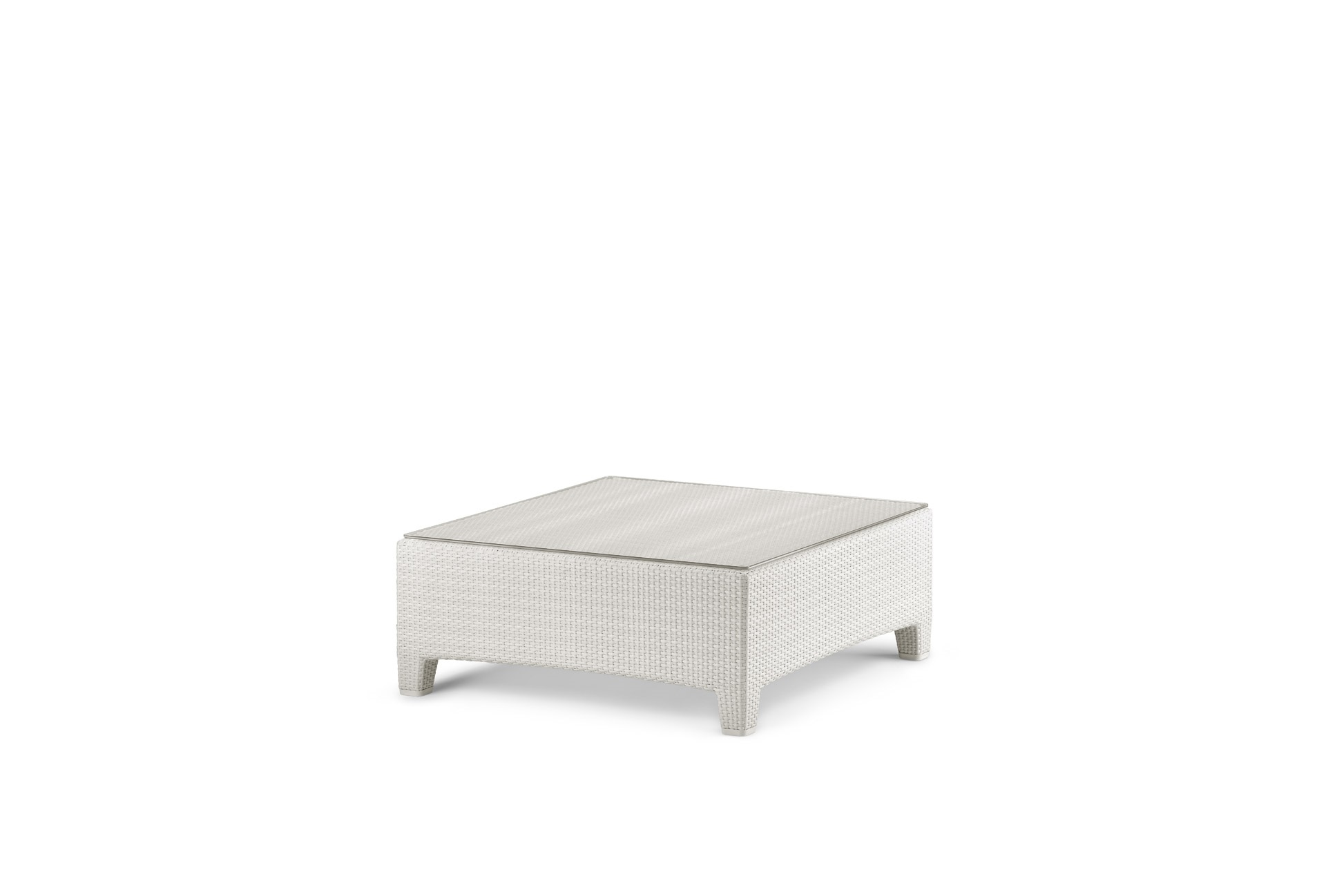 ... DEDON Barcelona Extensions Coffee Table Chalk