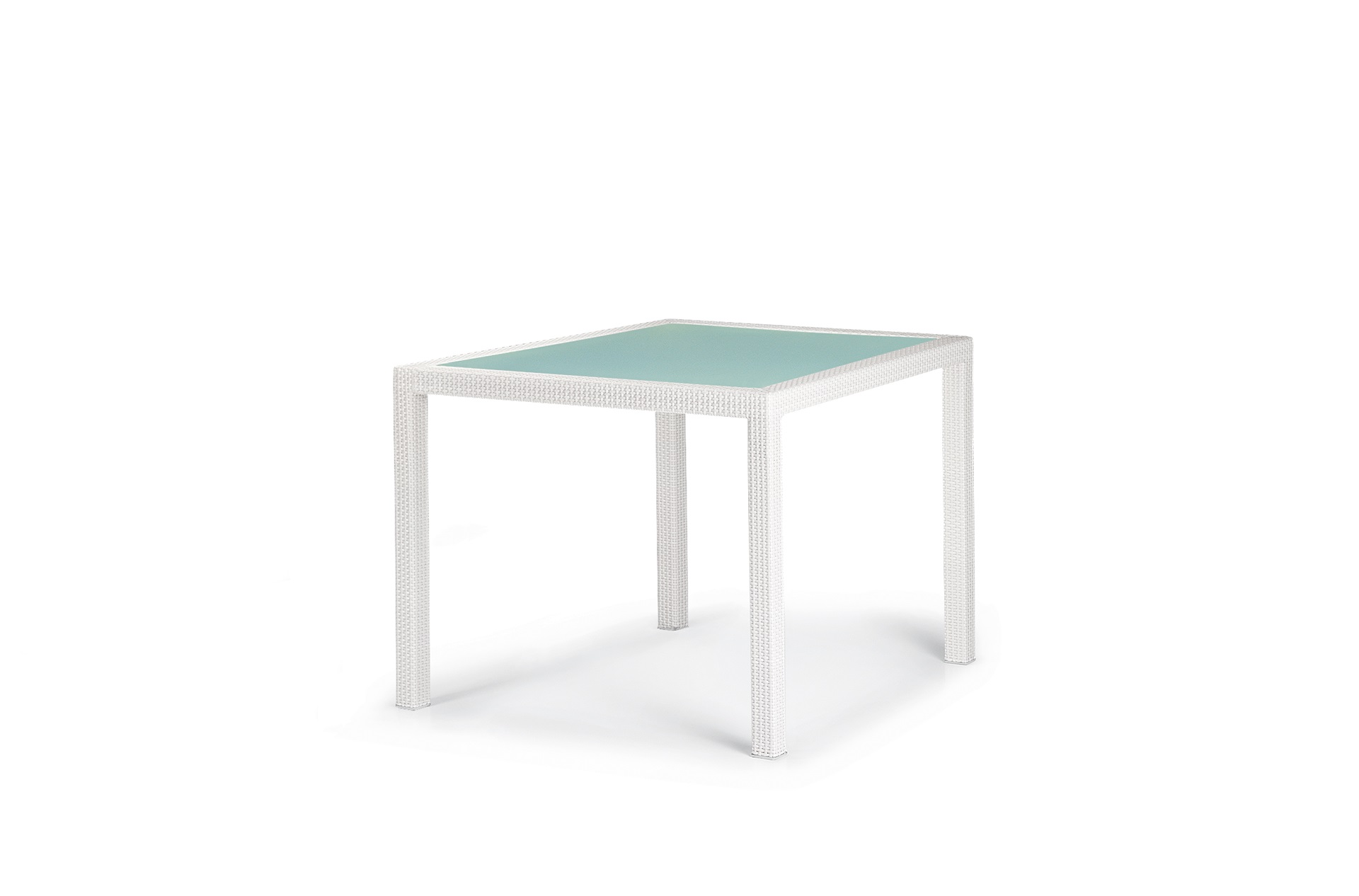 Dedon Barcelona Diningtable 100x100cm Chalk