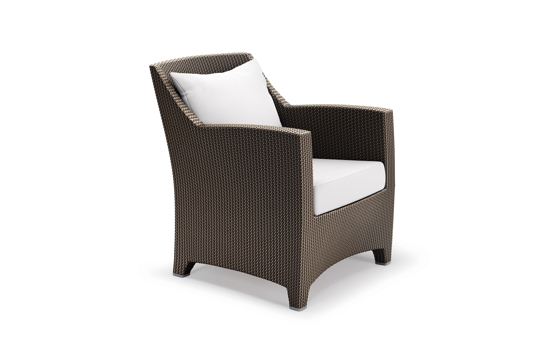 Dedon Barcelona Loungechair Bronze