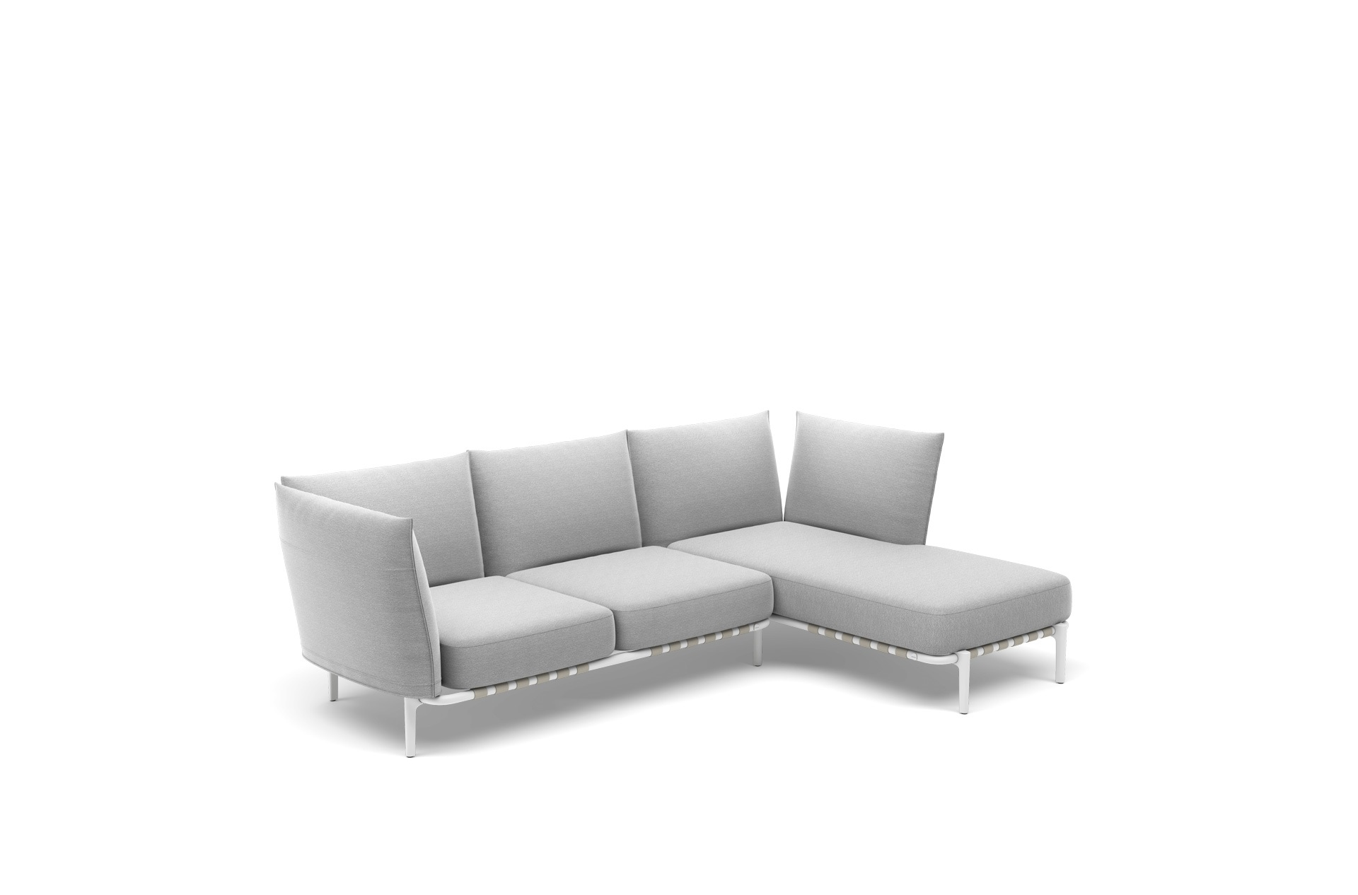 Dedon Brea 3er Sofa Daybed Links