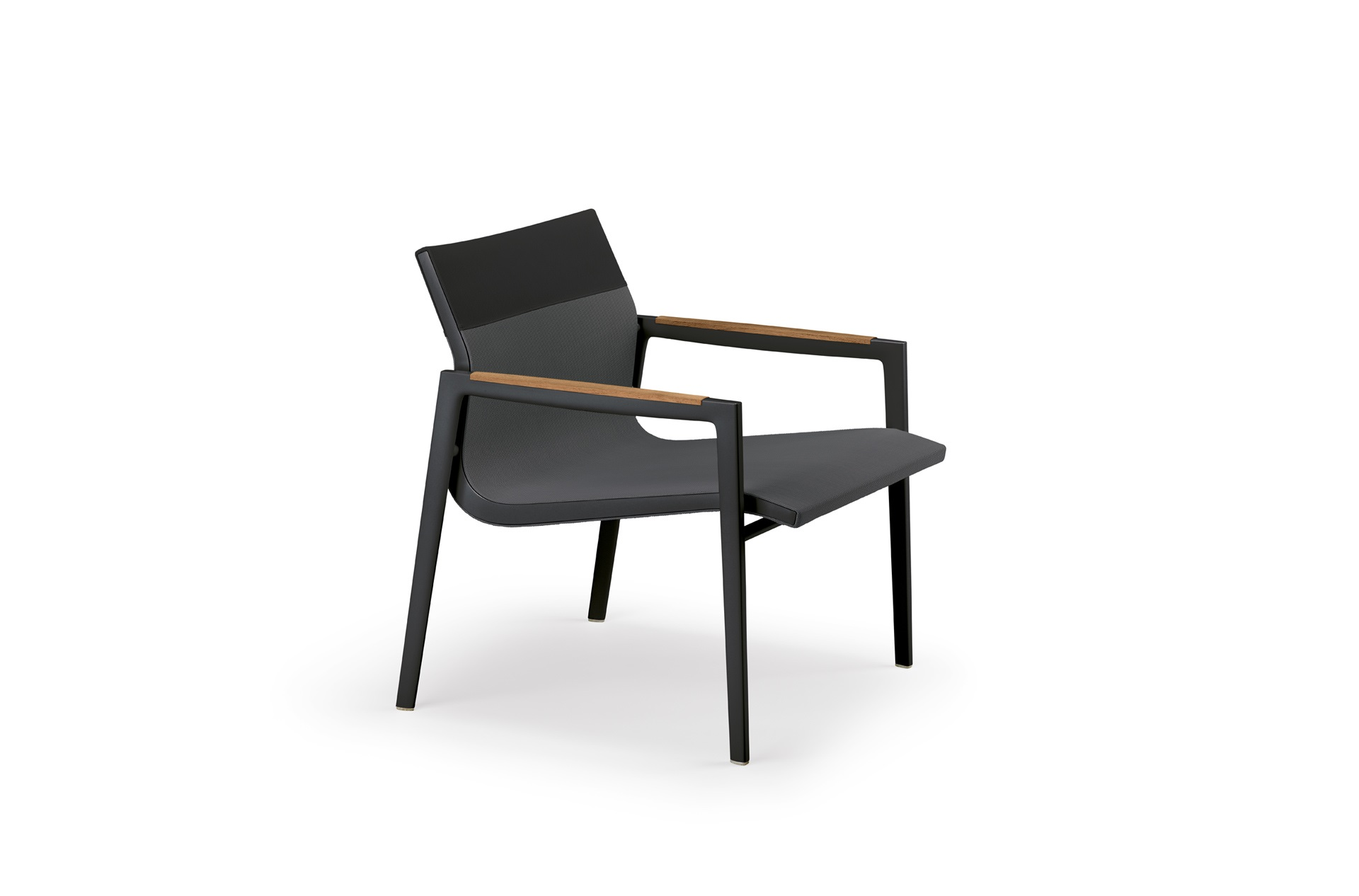 DEDON-DEAN-Lounge-chair-black