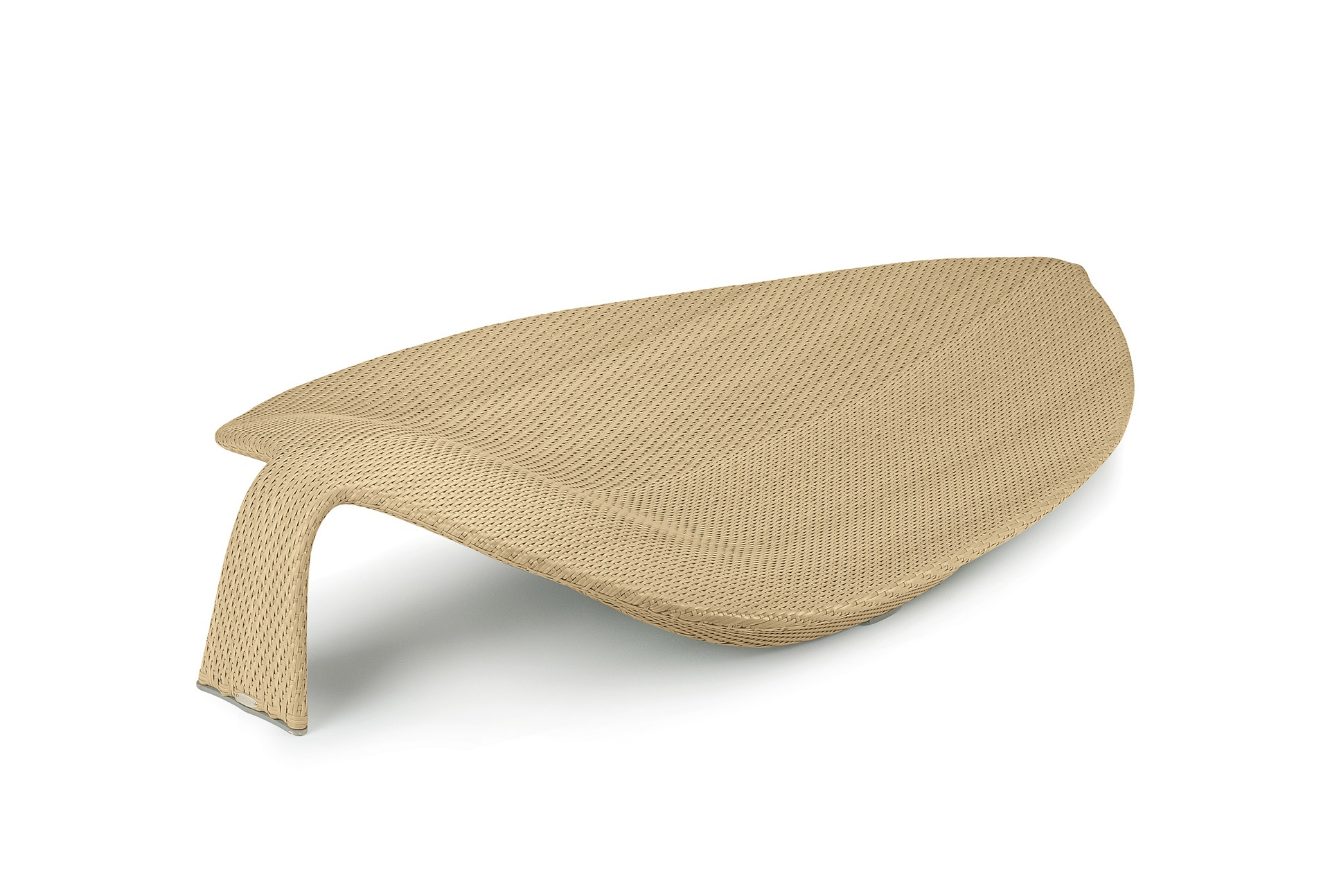 Dedon Leaf Beachchair XXL Seagrass
