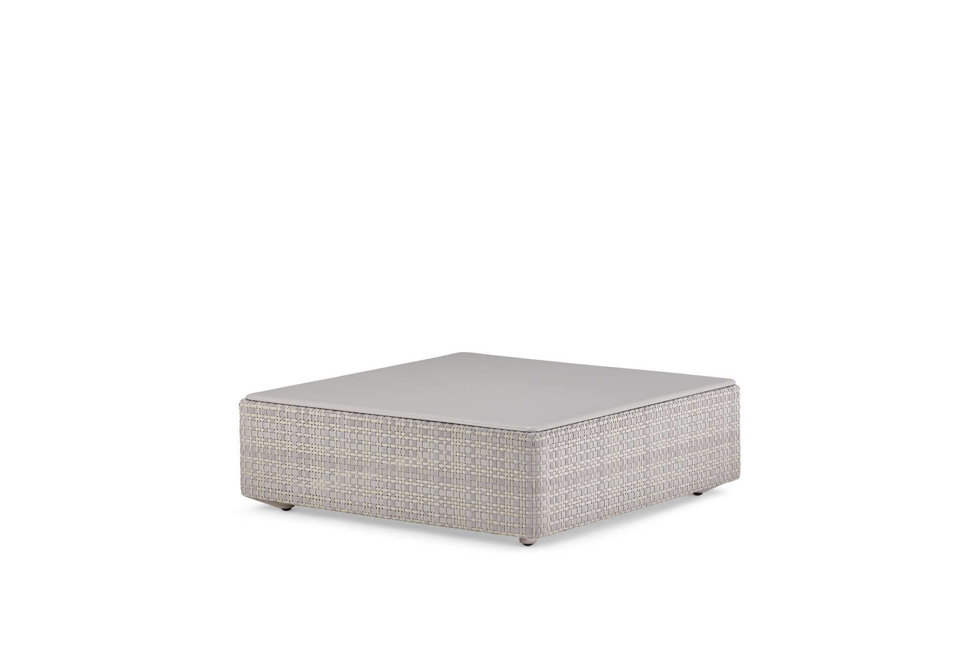 Dedon Lou Coffee table 120x102 clay