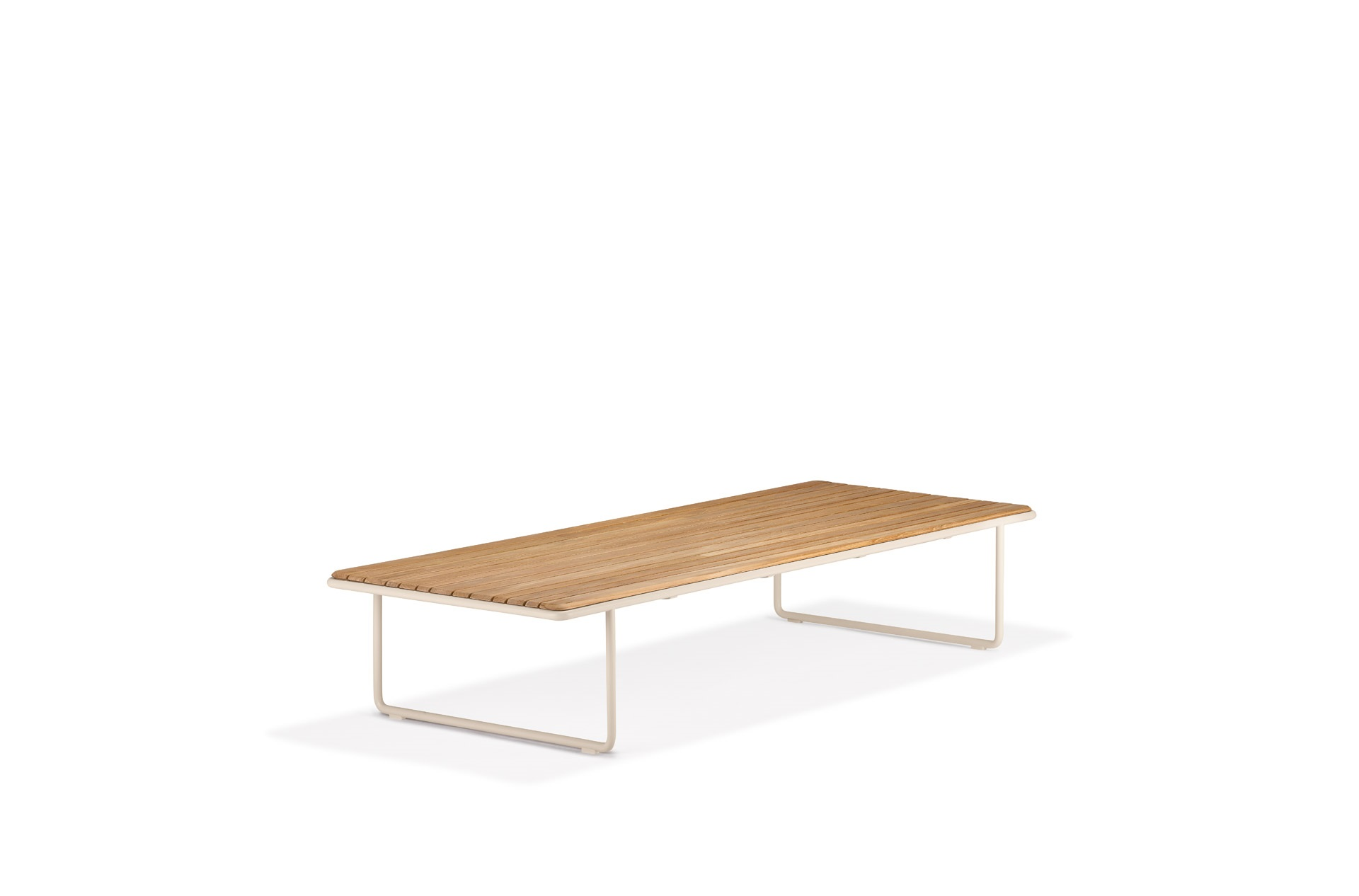 Dedon Lou Coffee table 68x170 clay