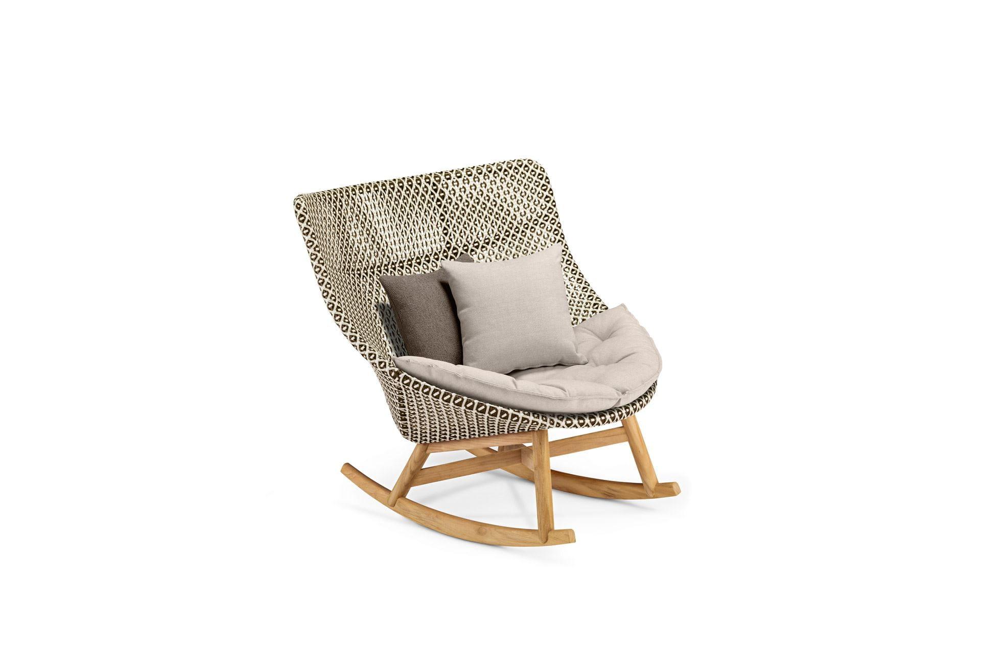 Dedon Mbrace Rocking Chair