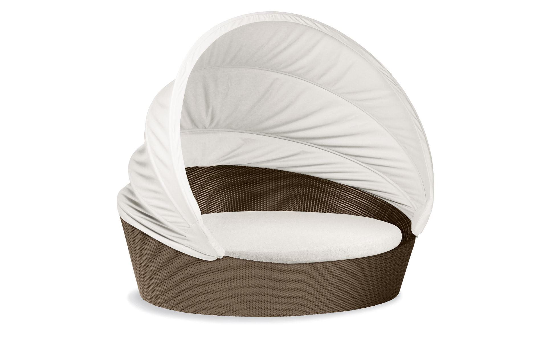 dedon orbit sofainsel. Black Bedroom Furniture Sets. Home Design Ideas