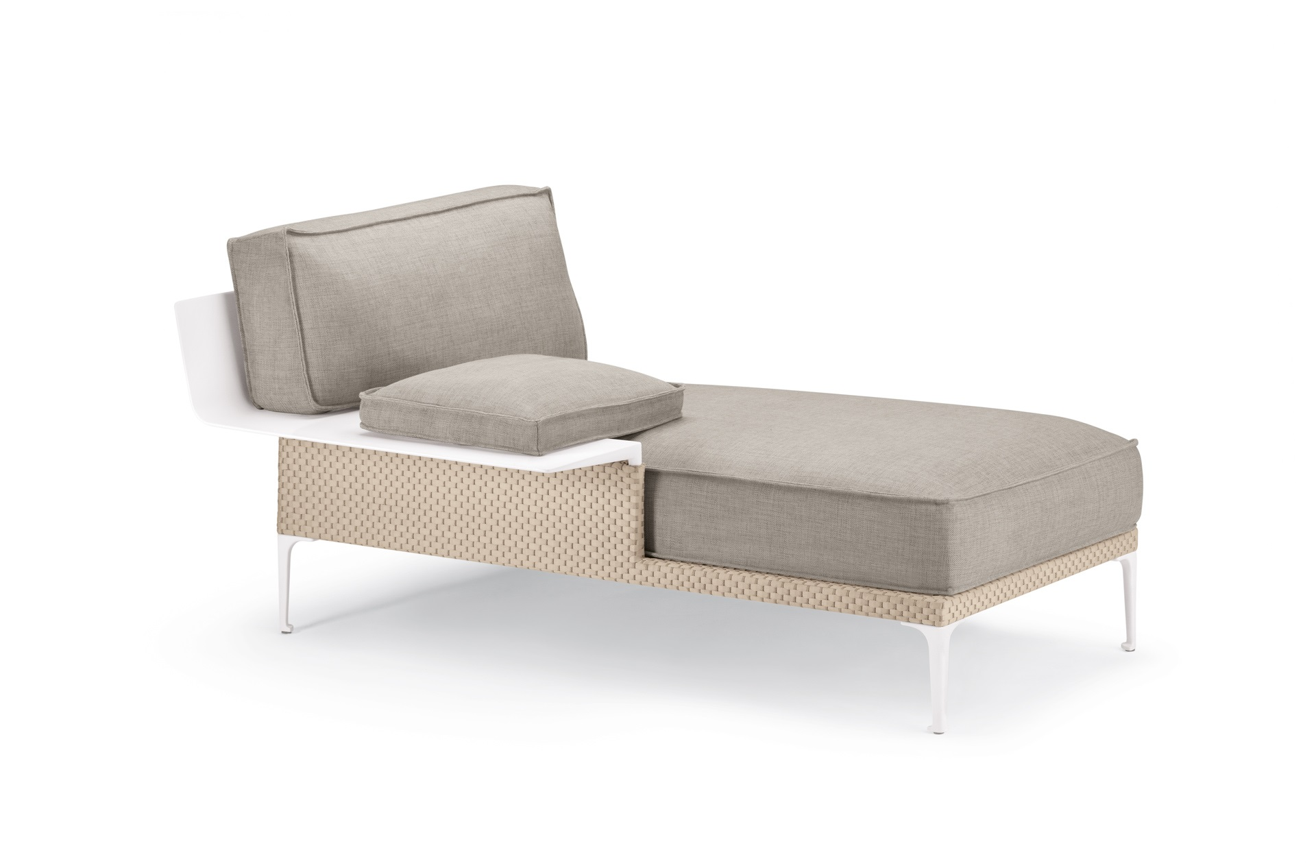 Dedon Rayn Daybed Right Salina