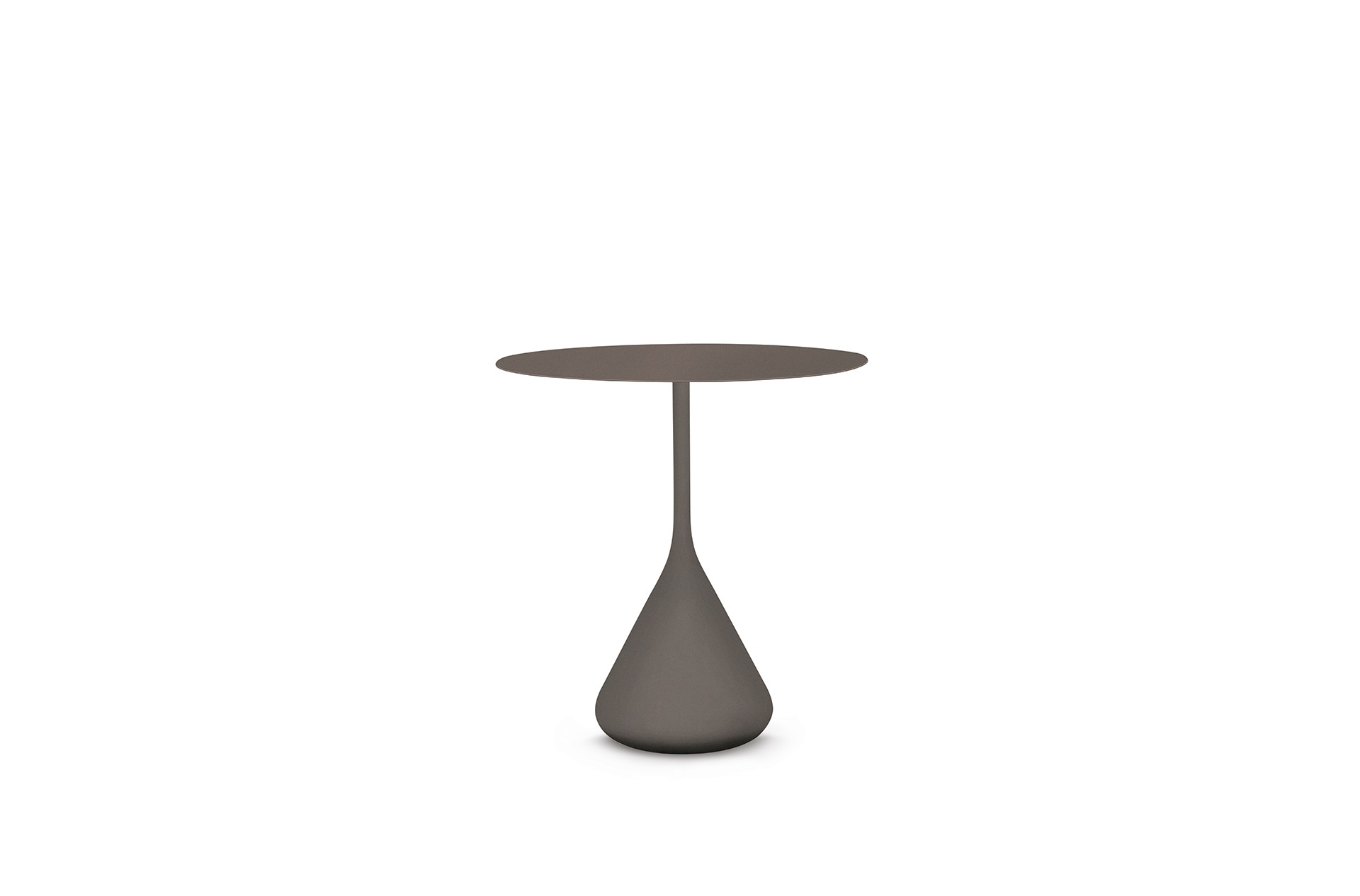 Dedon Satellite Diningtable 70cm Vulcano
