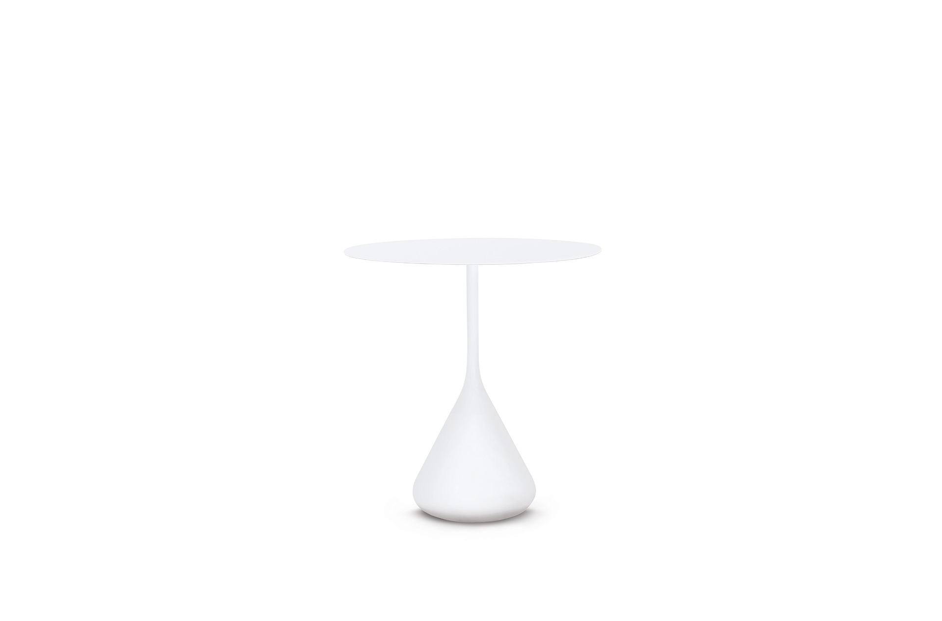 Dedon Satellite Diningtable 70cm White