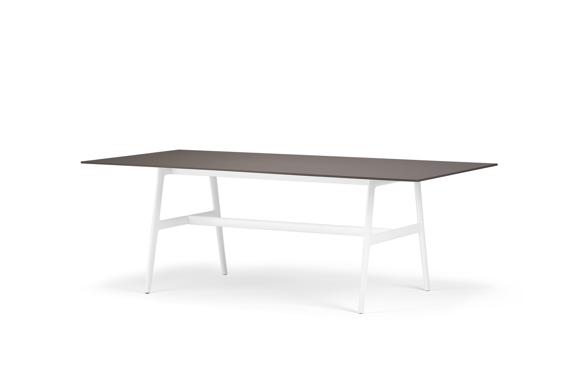 Dedon Seax Diningtable 100x200cm Ebony
