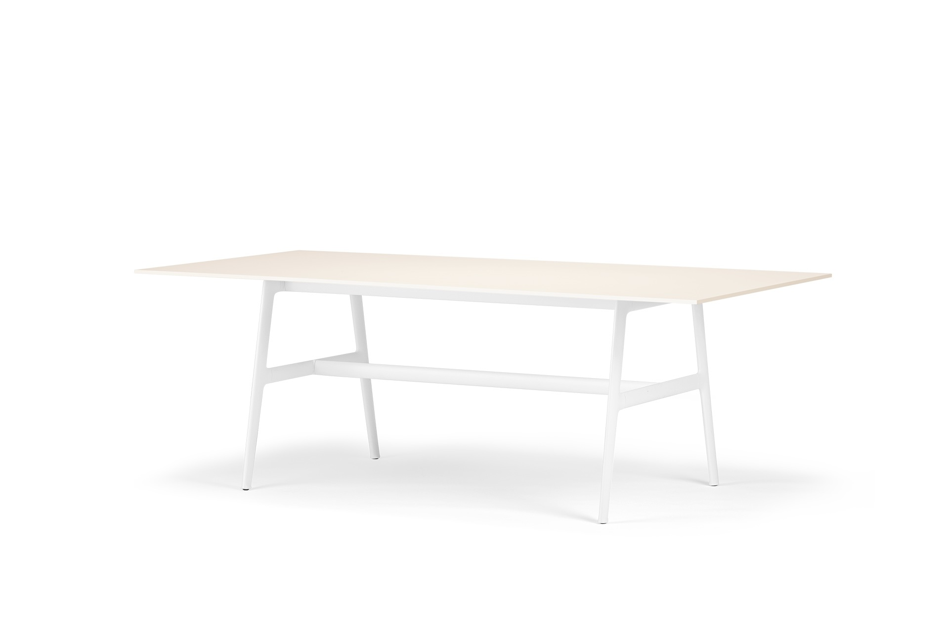 Dedon Seax Diningtable 100x200cm White