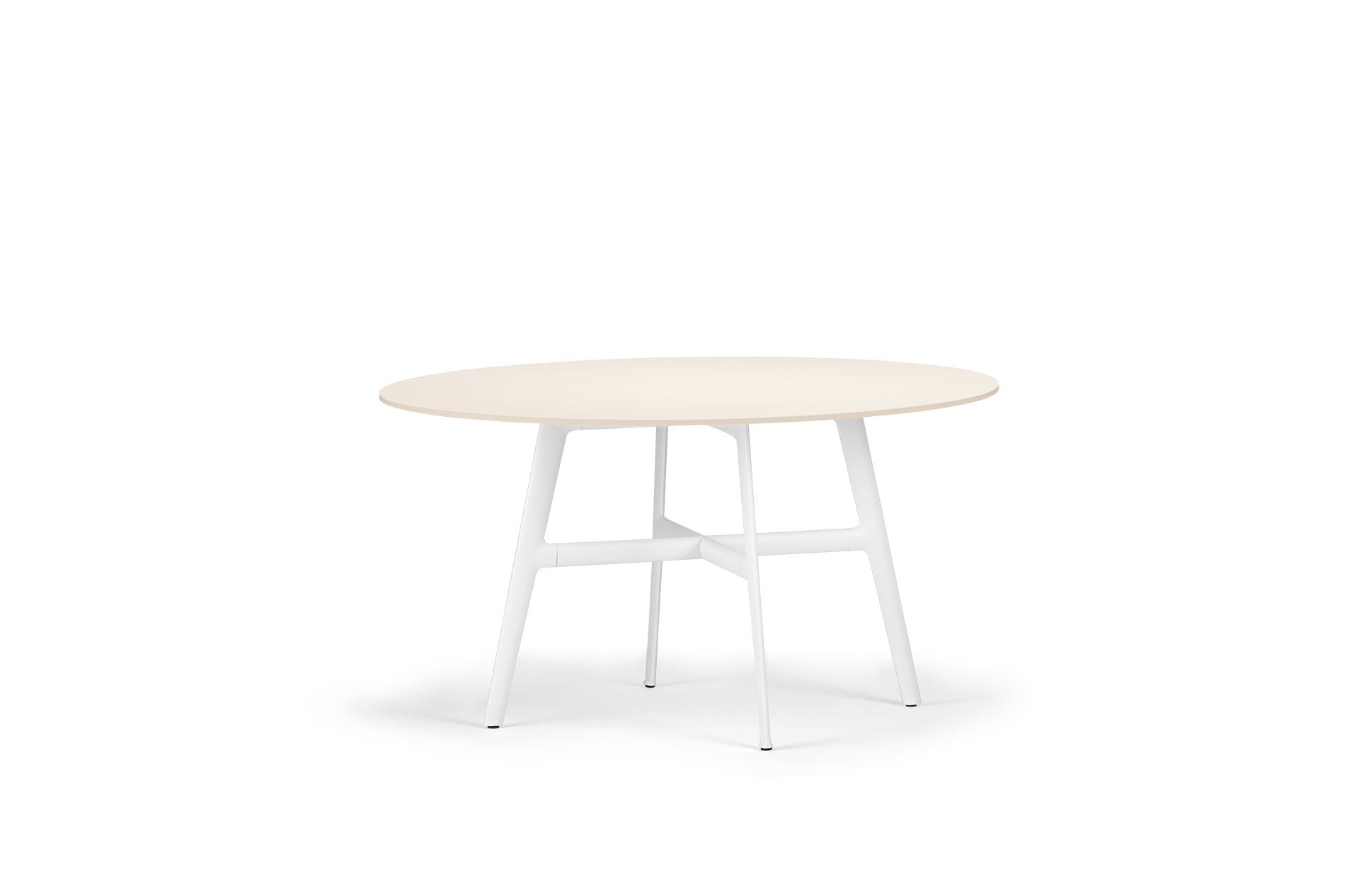 Dedon Seax Diningtable 140x140cm White