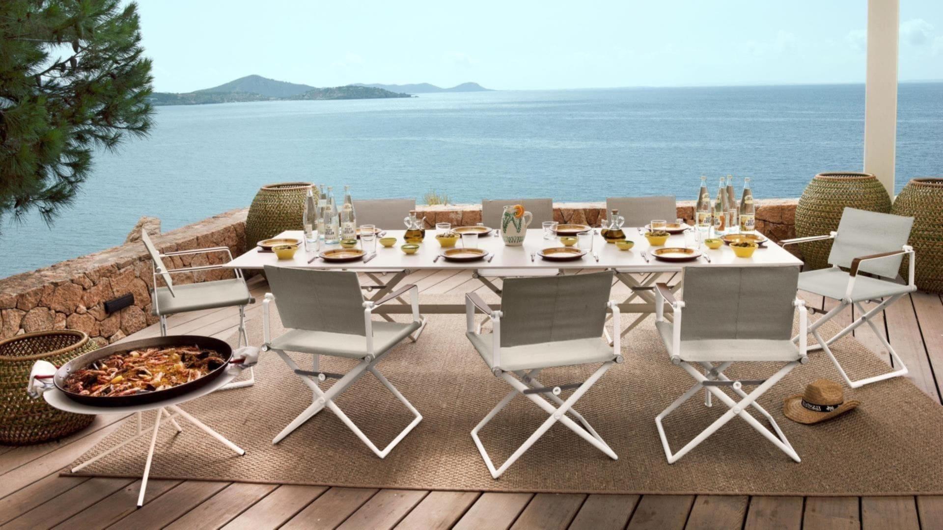 dedon seax armchair. Black Bedroom Furniture Sets. Home Design Ideas