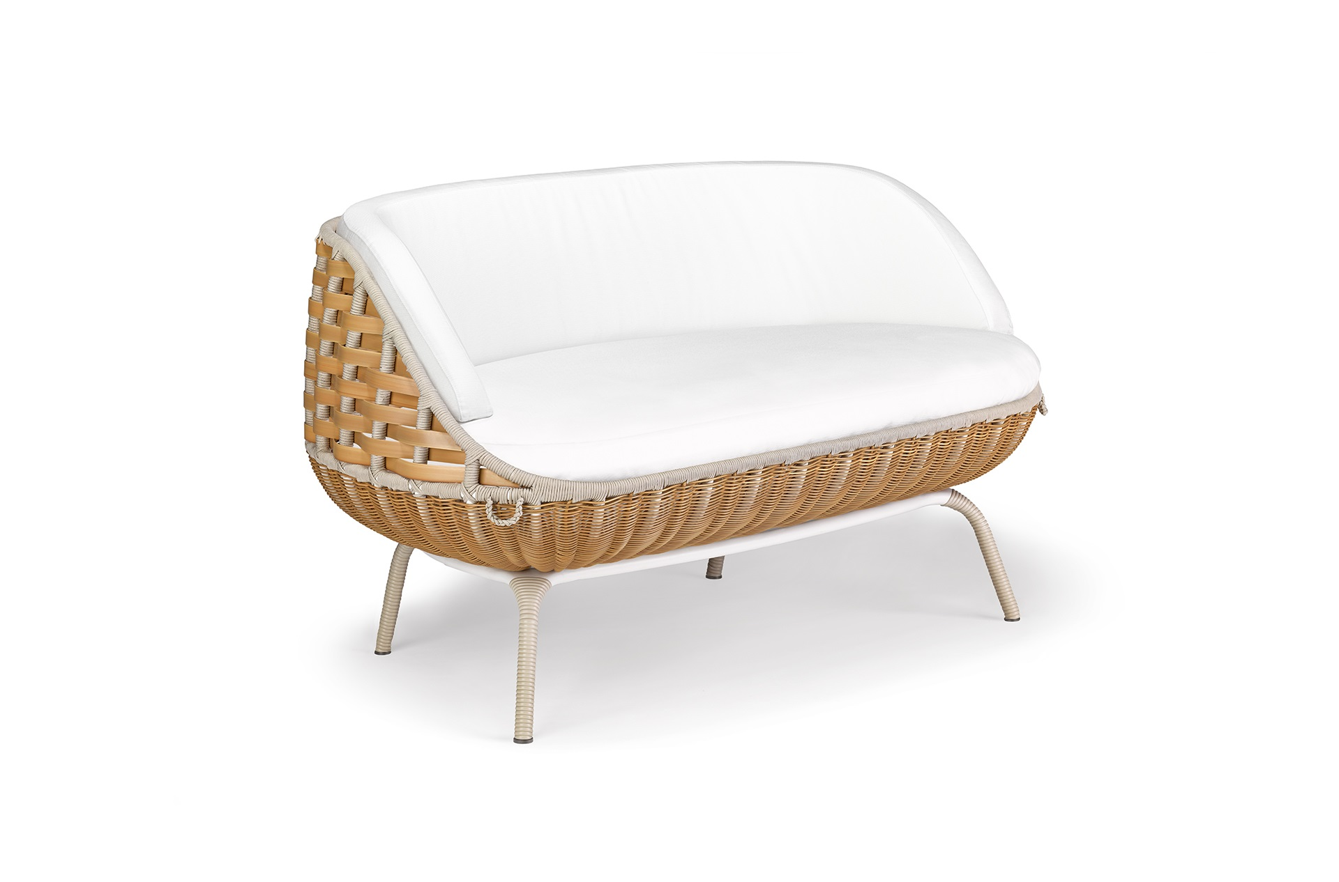 Dedon Swingrest 2er Sofa