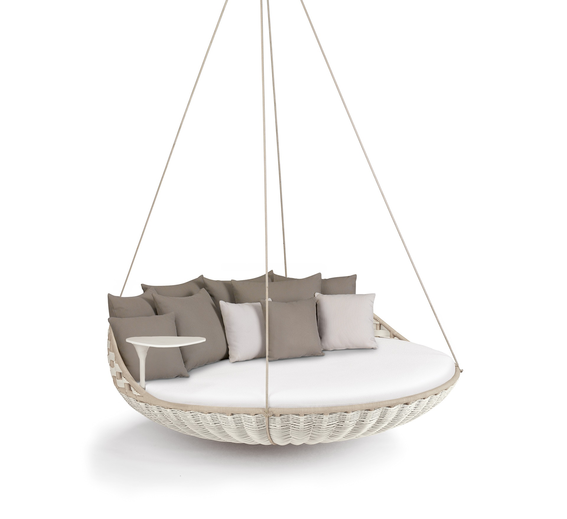 Dedon Swingrest Hanginglounger Chalk