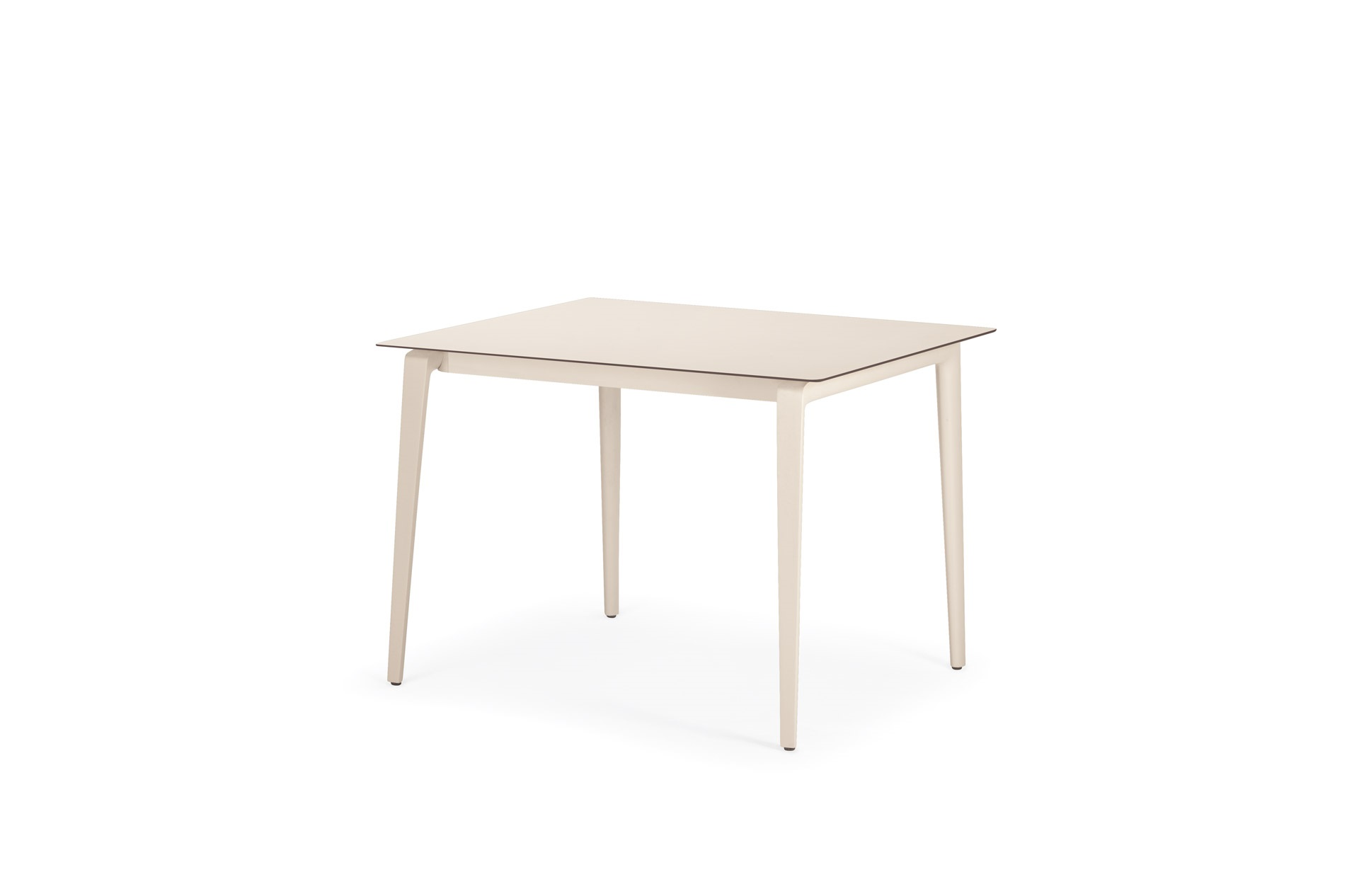 Dedon WA Dining Table 100x100 HPL lipari