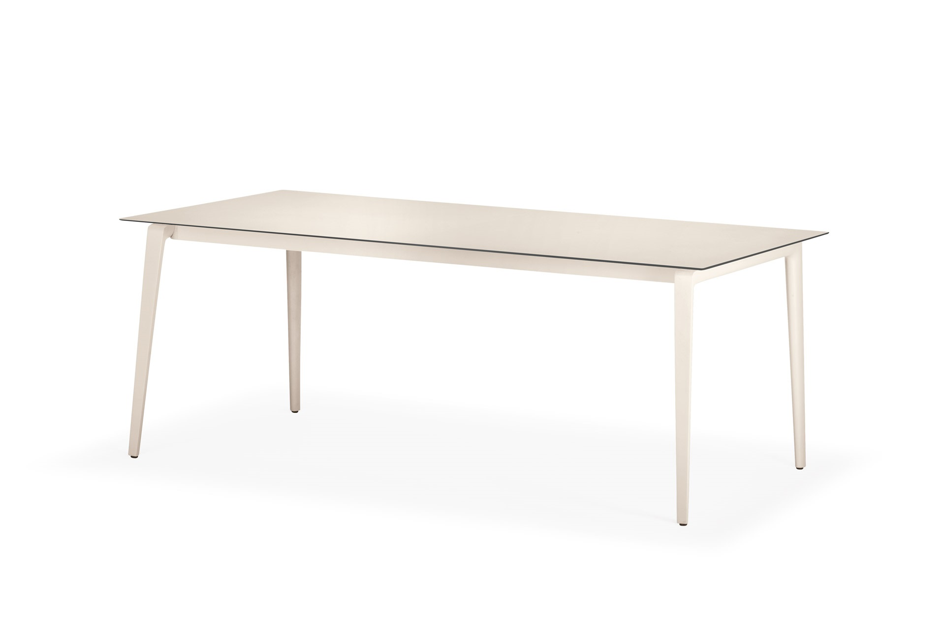 Dedon WA Dining Table 100x200 HPL lipari